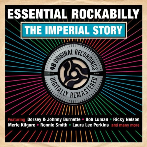 Essential Rockabilly - The Imperial Story