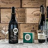 Digital Wein Flasche Thermometer–akkurate & Easy Clip auf. Top Qualität. Tolles Weihnachtsgeschenk. 100% Zufriedenheit von grand Kitchener