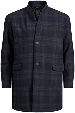 Jack & Jones Men's Jprblake Wool Coat Ps Jacket