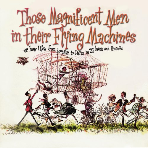 Those Magnificent Men in Their...