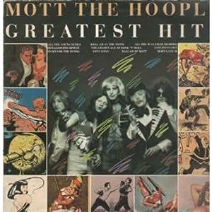 greatest hits lp vinyl uk cbs katalog nummer 32007 mott the hoople musik. Black Bedroom Furniture Sets. Home Design Ideas