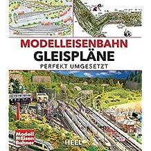 Modelleisenbahn Gleispläne: perfekt umgesetzt