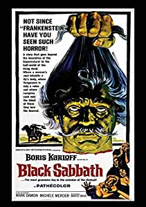 Black Sabbath [DVD] [1963] [Region 1] [NTSC]