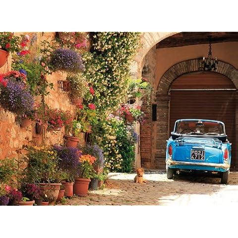 Clementoni 30366.3 - Puzzle de 500 piezas, diseño de paisaje italiano