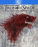 Il trono di spade Stagione 01-02 [Blu-ray] [Import anglais]