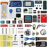 Hilitand Mega 2560 Super Starter Kit Entwicklungsboard-Set Servomotor Module Sensoren Teile...