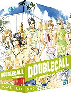 Double Call Edition Coffret Box 3 (Tomes 9 à 11)
