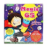 INSTABUYZ MAGIC 65 Magical Game For Kids, Children | Execute Your Own Magic Tricks And Make Your Audience Excited | Entertain Your Friends | Hours Of Fun | Creative And Innovative Logical Game For Aspiring Magicians