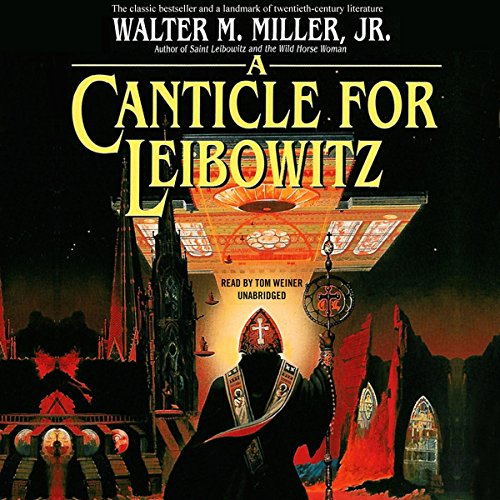 A Canticle for Leibowitz  Audiolibri