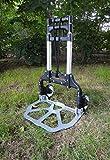 Alu Sackkarre klappbar 80 kg Transportkarre Stapelkarre Handkarre Plattformwagen Karre faltbar