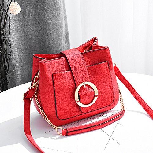 Umhängetaschen der neuen Herbst und Winter Fashion Trend Korea All-Match Crossbody Tasche Tasche Freizeit Tasche b