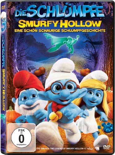 Die Schlümpfe - Smurfy Hollow - Eine schön schaurige Schlumpfgeschichte