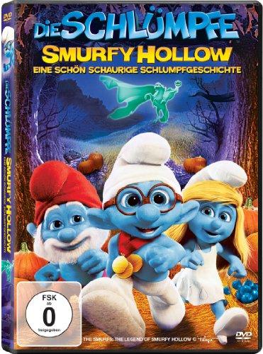 Die Schlümpfe - Smurfy Hollow - Eine schön schaurige - Cartoon-film Schlumpf
