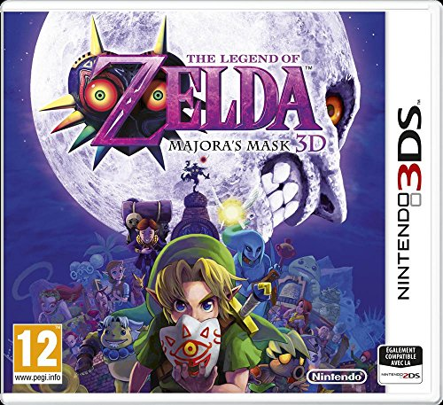 Nintendo 3DS - The Legend of Zelda: Majora's Mask 3D
