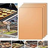 Best Mr. Bar-B-Q Grill Tool Sets - Ocamo 2pcs/Set Reusable Grill Mats Non-Stick Barbecue Baking Review