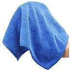 Seawang 30x30cm Car Wash Microfiber Towel Auto Care Cleaning Waxing Polishing Cloth