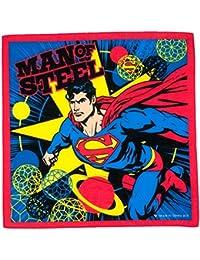"""Superman"" niño pañuelos - 100% algodón - 33 cm - 3 piezas"