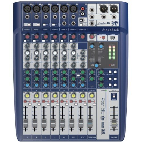 Soundcraft SIGNATURE10 Signature-10