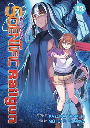A Certain Scientific Railgun Vol. 13 por Kazuma Kamachi
