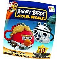 IMC TOYS–35300–Keyring Characters Angry Birds Star Wars Edition (Random Model)