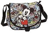 Die besten Disney Messenger Bags - Disney 3235451 Mickey Comic Umhängetasche, Mehrfarbig Bewertungen