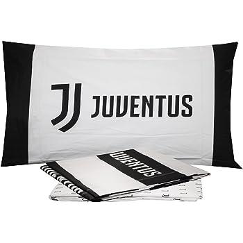 Copmpleto lenzuola letto una piazza e mezza UFFICIALE JUVENTUS FC NUOVO LOGO JJ