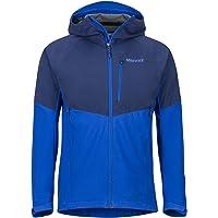Marmot Men Rom Jacket, Breathable Softshell Jacket, Water Repellent Outdoor Jacket, Windproof Anorak