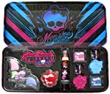 MONSTER HIGH Palette Maquillage Ghoulfriends Forever Beauty Tin - 8 pièces