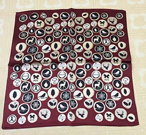 Upper de soie été Carrière dans les petites carrés foulards femme luxe soie foulards écharpe Pins-purple