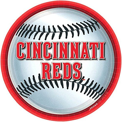 Cincinnati Reds Major League Baseball-Kollektion, rund, 22,9 cm