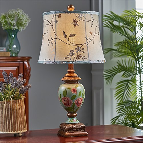 MEHE@ Mode Stilvoll Persönlichkeit kreativ Romantik Warm Chinesische Harz Tischleuchte Wohnzimmer...