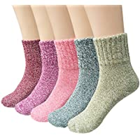 Little Hand® 5 Paia Donna Calze Lungo