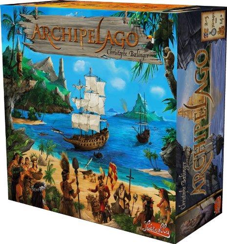 Ludically 494011 - Archipelago Strategiespiele