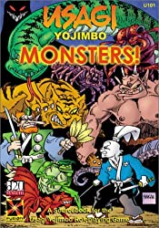 Monsters (Usagi Yojimbo) by Jason Prince (2000-12-15)