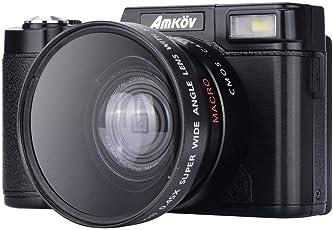 "CDR2 24 Megapixel 1080 P HD Mini-Digitalkamera 4-Fach Digital-Zoom-Kamera mit 3,0"" TFT-Display & Beauty Selbstauslöser-Funktion"