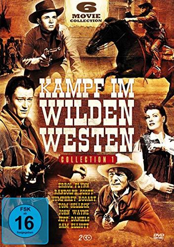 Kampf im wilden Westen Collection 1 [2 DVDs] Und 1 Weste