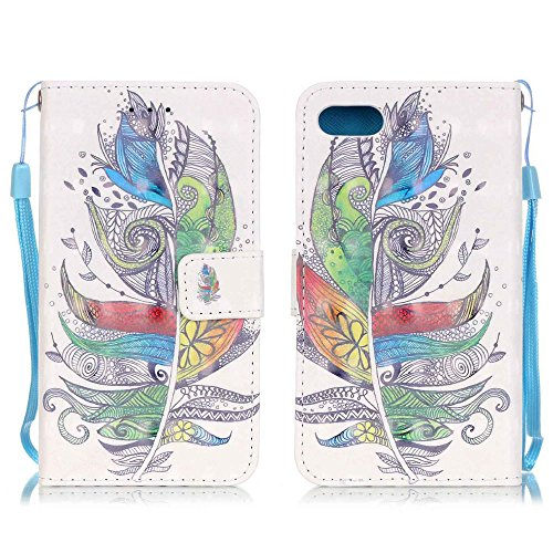 Eine Vielzahl von Farben XFAY HX-455 iPhone 6plus Handyhülle Case für iPhone 6plus Hülle im Bookstyle, PU Leder Flip Wallet Case Cover Schutzhülle für Apple iPhone 6plus-23 Farbe-15
