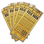 Make your special announcement a day to remember with these replica lottery scratch off tickets announcing your pregnancy!This unique and exciting way of celebrating your big news is a great way of surprising your family and friends and also serves a...