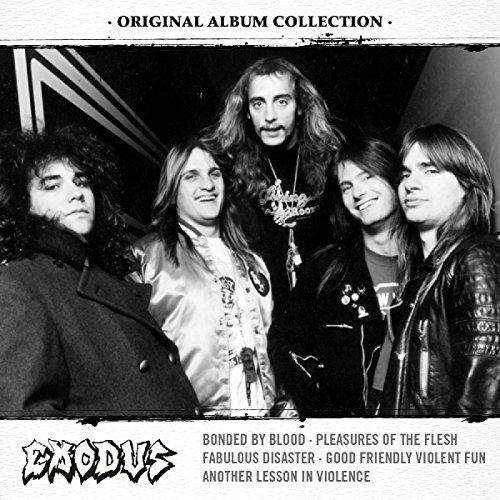 Original Album Collection: Discovering Exodus [5 CD]