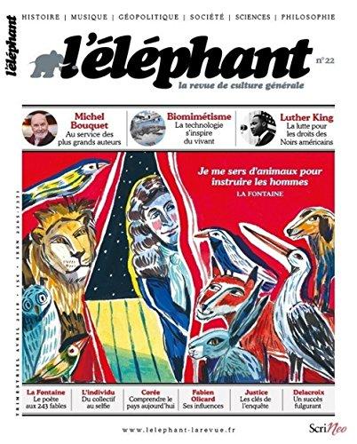l'éléphant - la revue de culture générale - numéro 22 (22) par Collectif