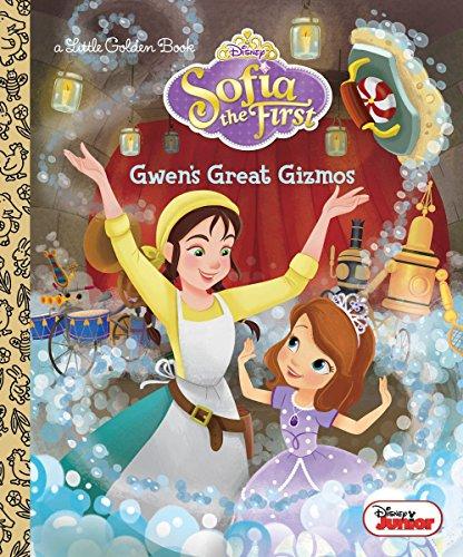 (Disney Junior: Sofia the First) (Little Golden Book) ()
