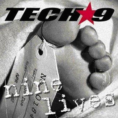 Tech Nine-cd (Nine Lives)
