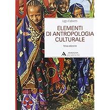 Elementi di antropologia culturale