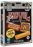 Anvil - Anvil the.. -dvd+cd-