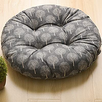 Chair pad/cushions/ student cushion/linen futon mat/cushion flooring-C diameter50cm(20inch)