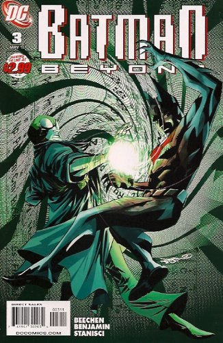 Batman Beyond, Vol. 4 #3