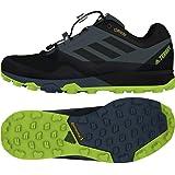 adidas Herren Terrex Trailmaker GTX Trekking- & Wanderhalbschuhe grün 50.7 EU
