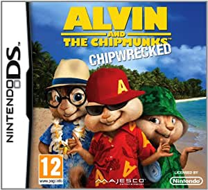 Alvin & The Chipmunks: Chip Wrecked (Nintendo DS)