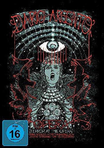 Dario Argentos Opera  (+ DVD) (+ Bonus-DVD) - Mediabook [Edizione: Germania]