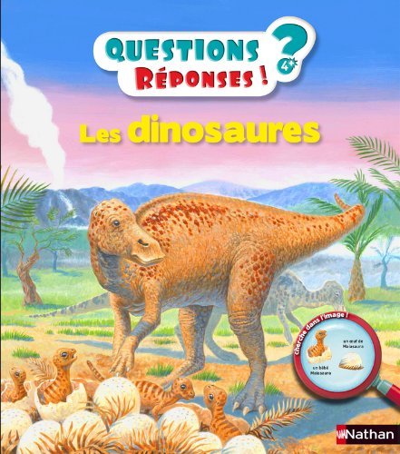 Les dinosaures par Anne-Sophie Baumann